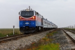 Сокращены железнодорожные перевозки