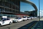 На вокзале «Нұрлы жол» запущена служба «Astana Taxi»