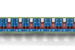 Схема расположения мест в вагонах